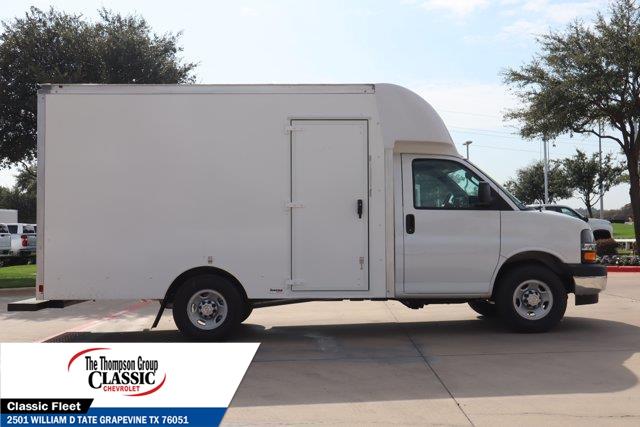 2020 Chevrolet Express 3500 4x2, Supreme Spartan Cargo Cutaway Van #L1264995 - photo 8