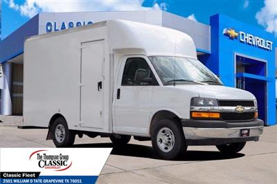 2020 Chevrolet Express 3500 4x2, Supreme Spartan Cargo Cutaway Van #L1264995 - photo 1