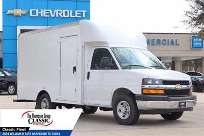 2020 Chevrolet Express 3500 4x2, Supreme Spartan Cargo Cutaway Van #L1264995 - photo 3