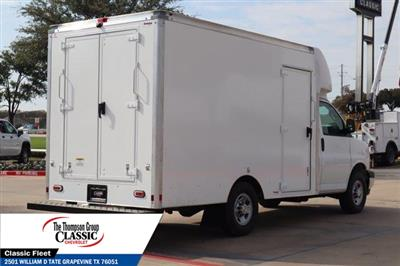 2020 Chevrolet Express 3500 4x2, Supreme Spartan Cargo Cutaway Van #L1264995 - photo 2