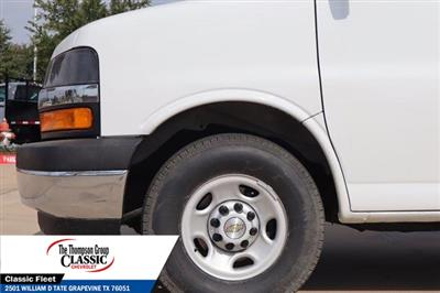 2020 Chevrolet Express 3500 4x2, Supreme Spartan Cargo Cutaway Van #L1264995 - photo 9