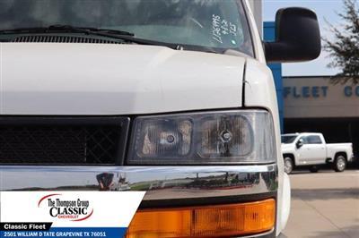 2020 Chevrolet Express 3500 4x2, Supreme Spartan Cargo Cutaway Van #L1264995 - photo 10