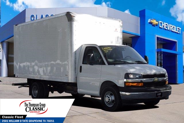 2020 Chevrolet Express 3500 4x2, Supreme Dry Freight #L1273948 - photo 1