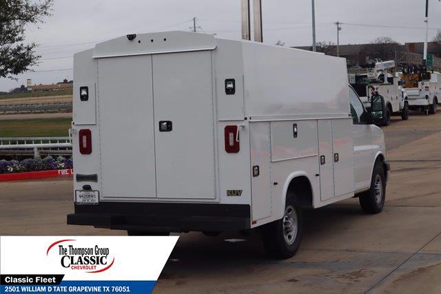 2020 Chevrolet Express 3500 4x2, Knapheide Service Utility Van #L1275330 - photo 1