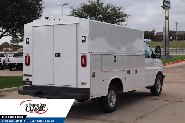 2020 Chevrolet Express 3500 4x2, Knapheide Service Utility Van #L1277302 - photo 1