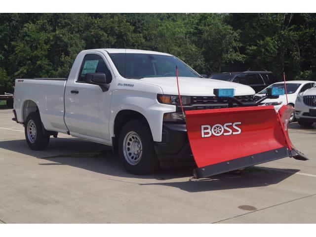 2020 Chevrolet Silverado 1500 Regular Cab 4x4, BOSS Pickup #LG213921 - photo 1