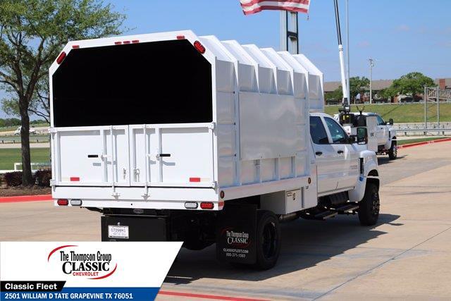 2020 Chevrolet Silverado 6500 Crew Cab DRW 4x4, Chipper Body #LH388825 - photo 1
