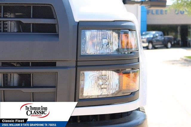 2020 Chevrolet Silverado 6500 Crew Cab DRW 4x4, Chipper Body #LH388825 - photo 12