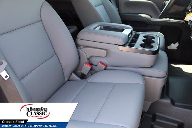 2020 Chevrolet Silverado 6500 Crew Cab DRW 4x4, Chipper Body #LH388825 - photo 15