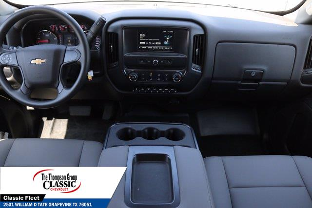 2020 Chevrolet Silverado 6500 Crew Cab DRW 4x4, Chipper Body #LH388825 - photo 24
