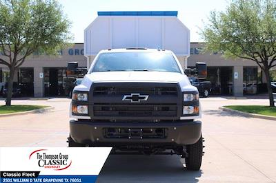 2020 Chevrolet Silverado 6500 Crew Cab DRW 4x4, Chipper Body #LH388825 - photo 4