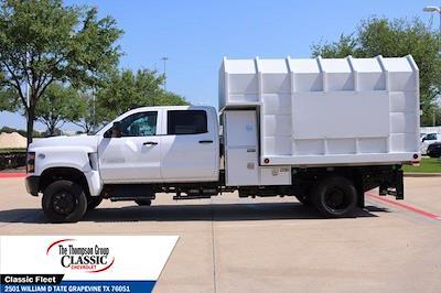 2020 Chevrolet Silverado 6500 Crew Cab DRW 4x4, Chipper Body #LH388825 - photo 6