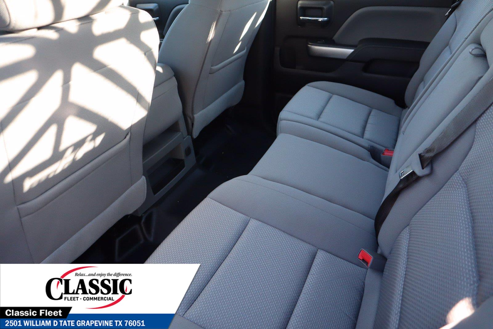 2020 Chevrolet Silverado 6500 Crew Cab DRW 4x2, Cadet Stake Bed #LH594732 - photo 27
