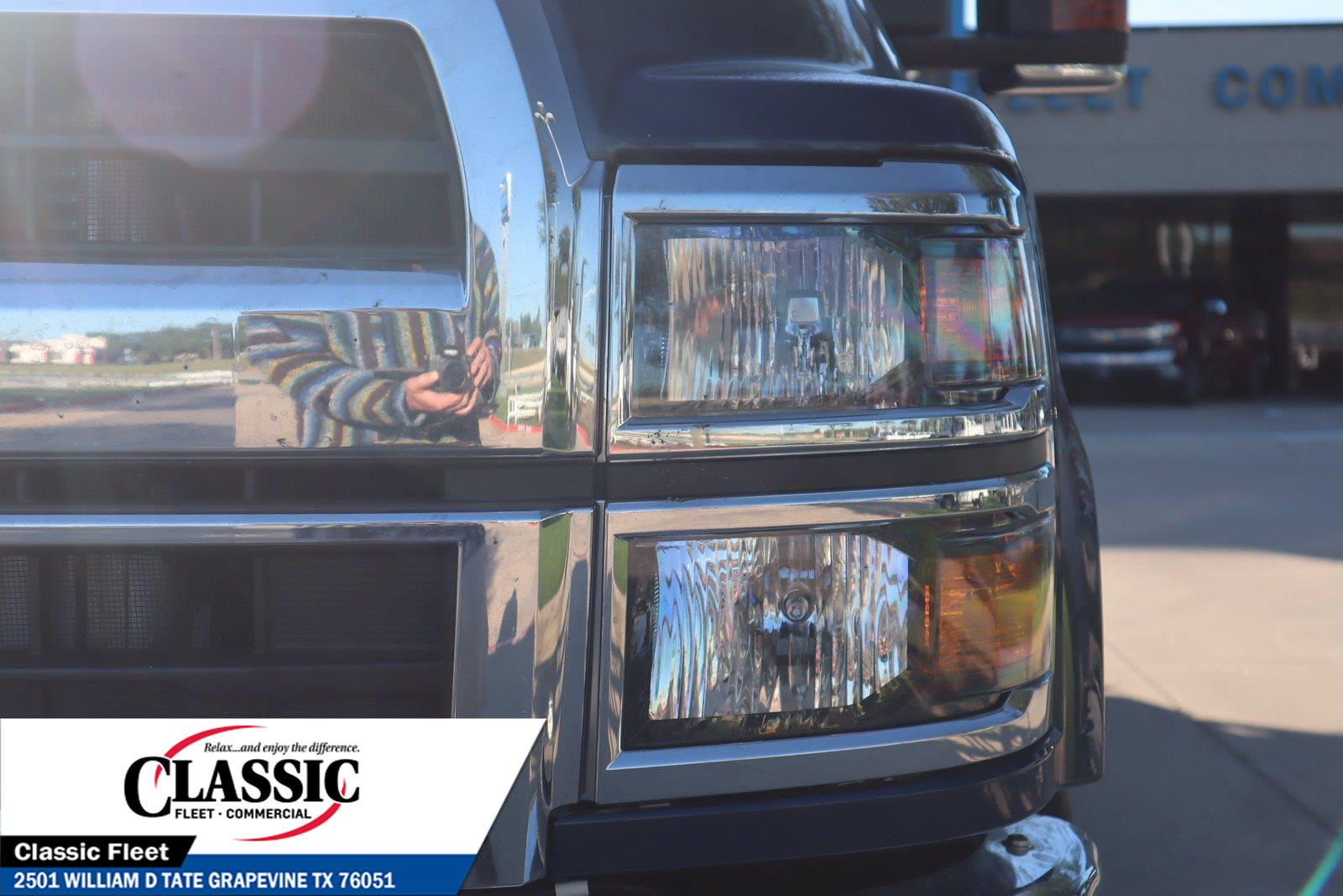 2020 Chevrolet Silverado 6500 Crew Cab DRW 4x2, Cadet Stake Bed #LH594732 - photo 12