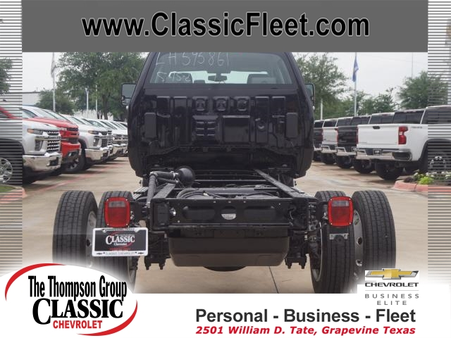 2020 Chevrolet Silverado 5500 Crew Cab DRW 4x4, Cab Chassis #LH595861 - photo 1