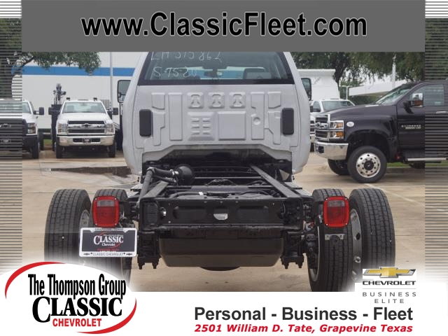 2020 Chevrolet Silverado 5500 Crew Cab DRW 4x4, Cab Chassis #LH595862 - photo 1