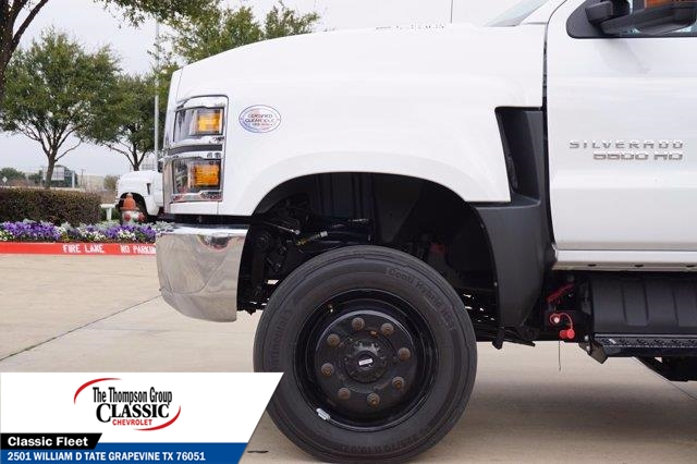 2020 Chevrolet Silverado 5500 Crew Cab DRW 4x4, Knapheide KMT Mechanics Body #LH856402 - photo 10