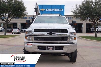 2020 Chevrolet Silverado 5500 Crew Cab DRW 4x4, Knapheide KMT Mechanics Body #LH856402 - photo 4