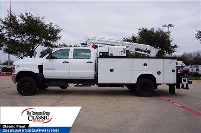 2020 Chevrolet Silverado 5500 Crew Cab DRW 4x4, Knapheide KMT Mechanics Body #LH856402 - photo 6