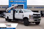 2020 Chevrolet Silverado 5500 Crew Cab DRW 4x4, Knapheide KMT Mechanics Body #LH856402 - photo 3