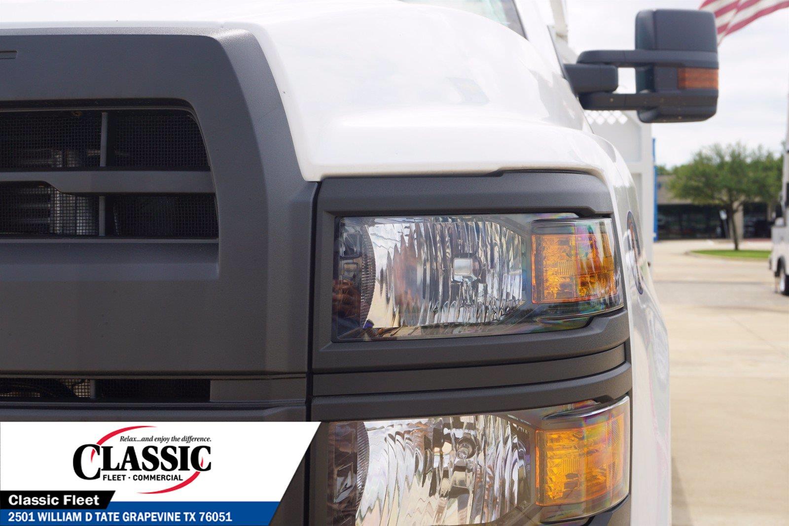 2020 Chevrolet Silverado 5500 Crew Cab DRW 4x4, RhinoPro Truck Outfitters Contractor Body #LH866279 - photo 10