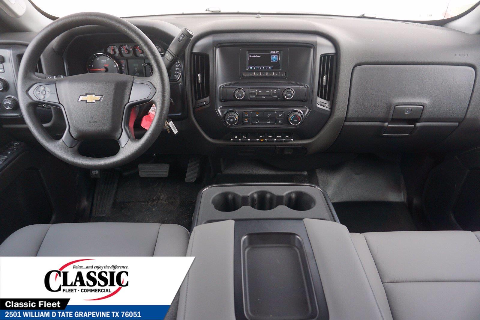 2020 Chevrolet Silverado 5500 Crew Cab DRW 4x4, RhinoPro Truck Outfitters Contractor Body #LH866279 - photo 21