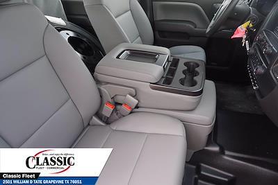 2020 Chevrolet Silverado 5500 Crew Cab DRW 4x4, RhinoPro Truck Outfitters Contractor Body #LH866279 - photo 13