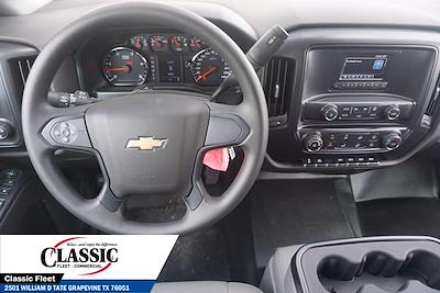 2020 Chevrolet Silverado 5500 Crew Cab DRW 4x4, RhinoPro Truck Outfitters Contractor Body #LH866279 - photo 22
