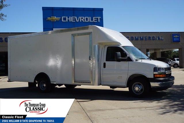 2020 Chevrolet Express 4500 DRW 4x2, Rockport Cutaway Van #LN010535 - photo 1