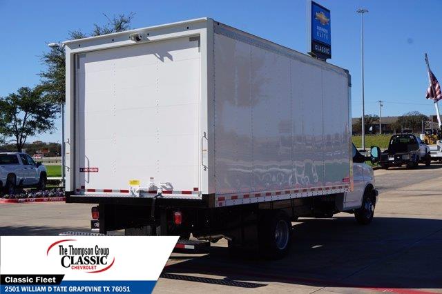 2020 Chevrolet Express 3500 DRW 4x2, Morgan Cutaway Van #LN013703 - photo 1