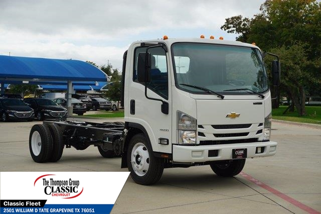 2020 Chevrolet Low Cab Forward RWD, Cab Chassis #LS207662 - photo 1