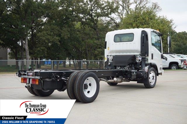 2020 Chevrolet Low Cab Forward 4x2, Cab Chassis #LS207664 - photo 1