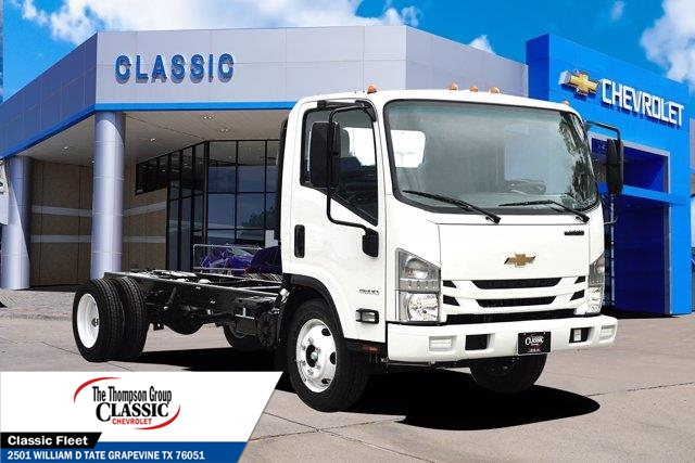 2020 Chevrolet Low Cab Forward 4x2, Cab Chassis #LS207666 - photo 1