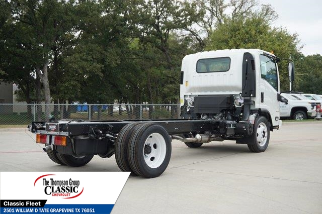 2020 Chevrolet Low Cab Forward RWD, Cab Chassis #LS207666 - photo 1