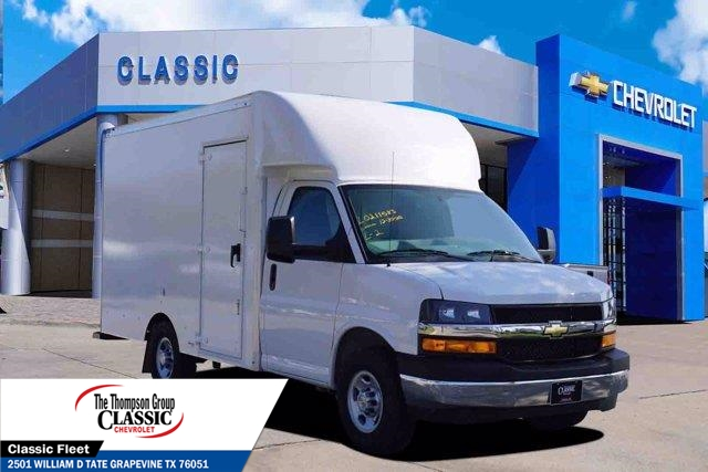 2021 Chevrolet Express 3500 4x2, Supreme Spartan Cargo Cutaway Van #M1166398 - photo 1