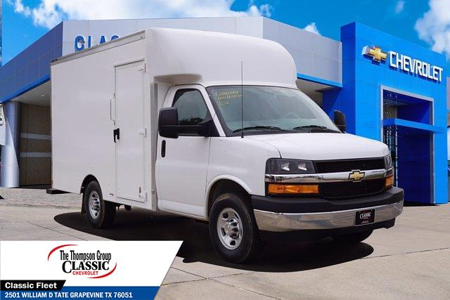 2021 Chevrolet Express 3500 4x2, Supreme Cutaway Van #M1166473 - photo 1