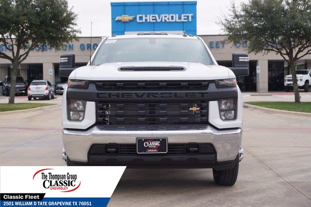 2021 Chevrolet Silverado 3500 Crew Cab AWD, Royal Utility Crane Body Mechanics Body #MF130575 - photo 4