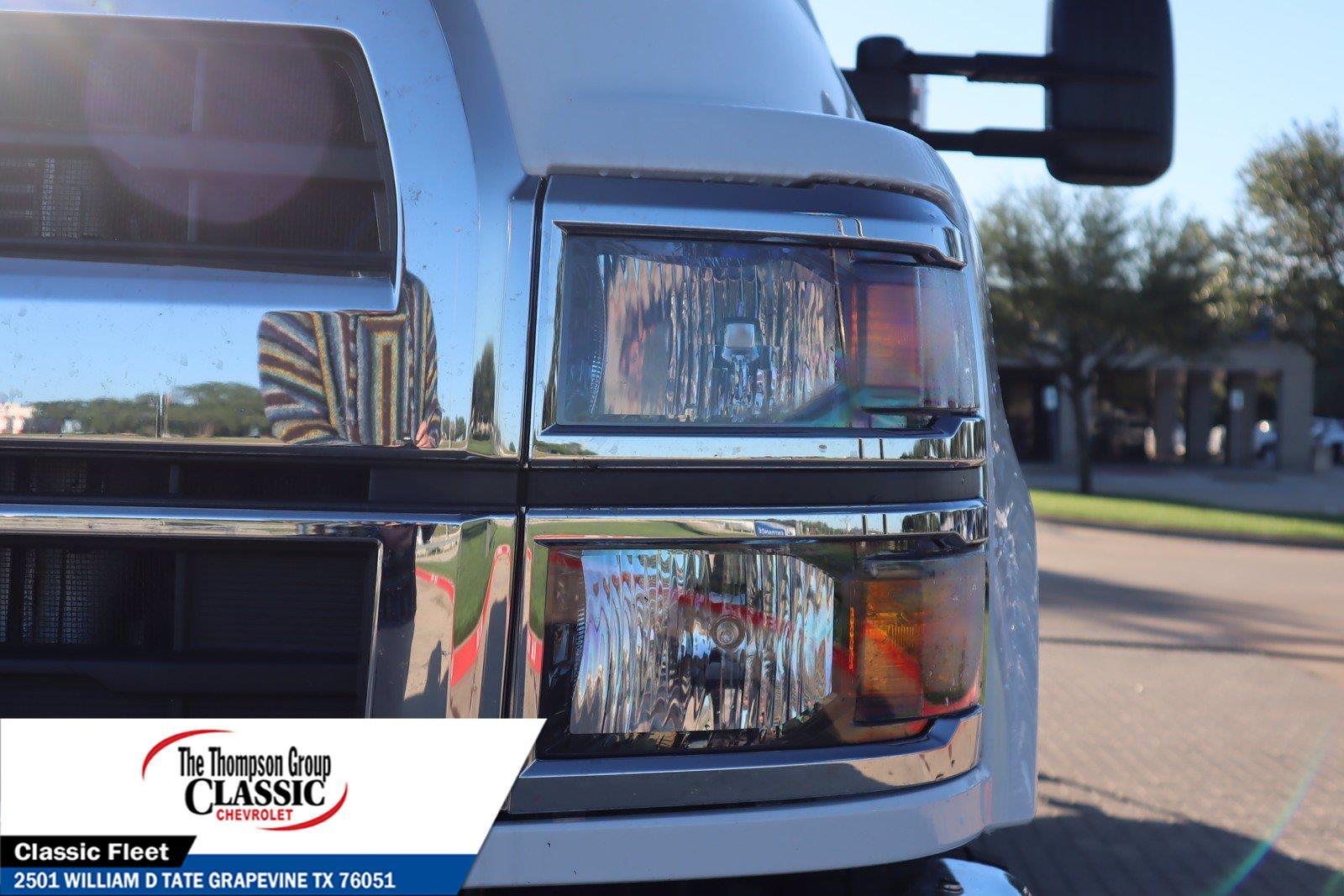 2021 Chevrolet Silverado 5500 Crew Cab DRW 4x4, Palfinger PAL Pro 39 Mechanics Body #MH671088 - photo 15