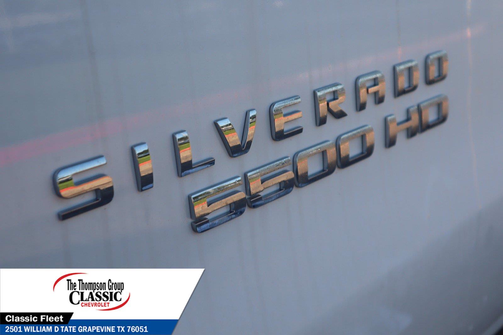 2021 Chevrolet Silverado 5500 Crew Cab DRW 4x4, Palfinger PAL Pro 39 Mechanics Body #MH671088 - photo 16