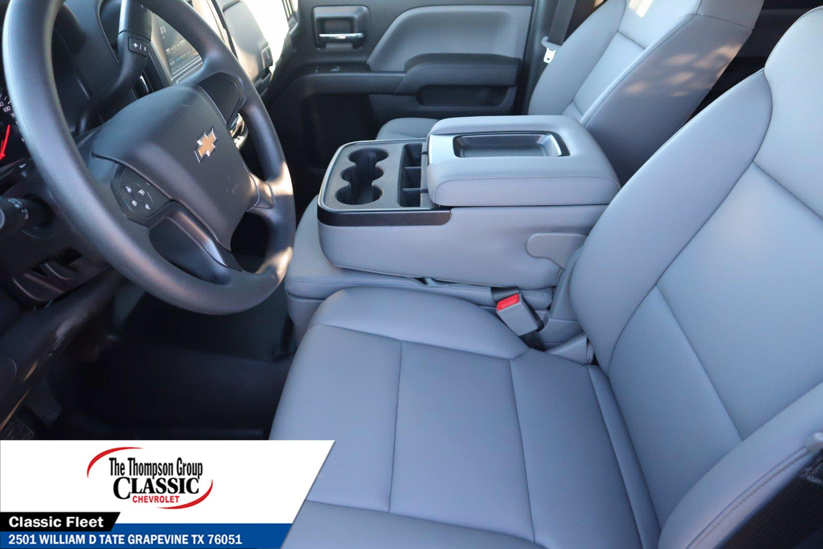 2021 Chevrolet Silverado 5500 Crew Cab DRW 4x4, Palfinger PAL Pro 39 Mechanics Body #MH671088 - photo 17