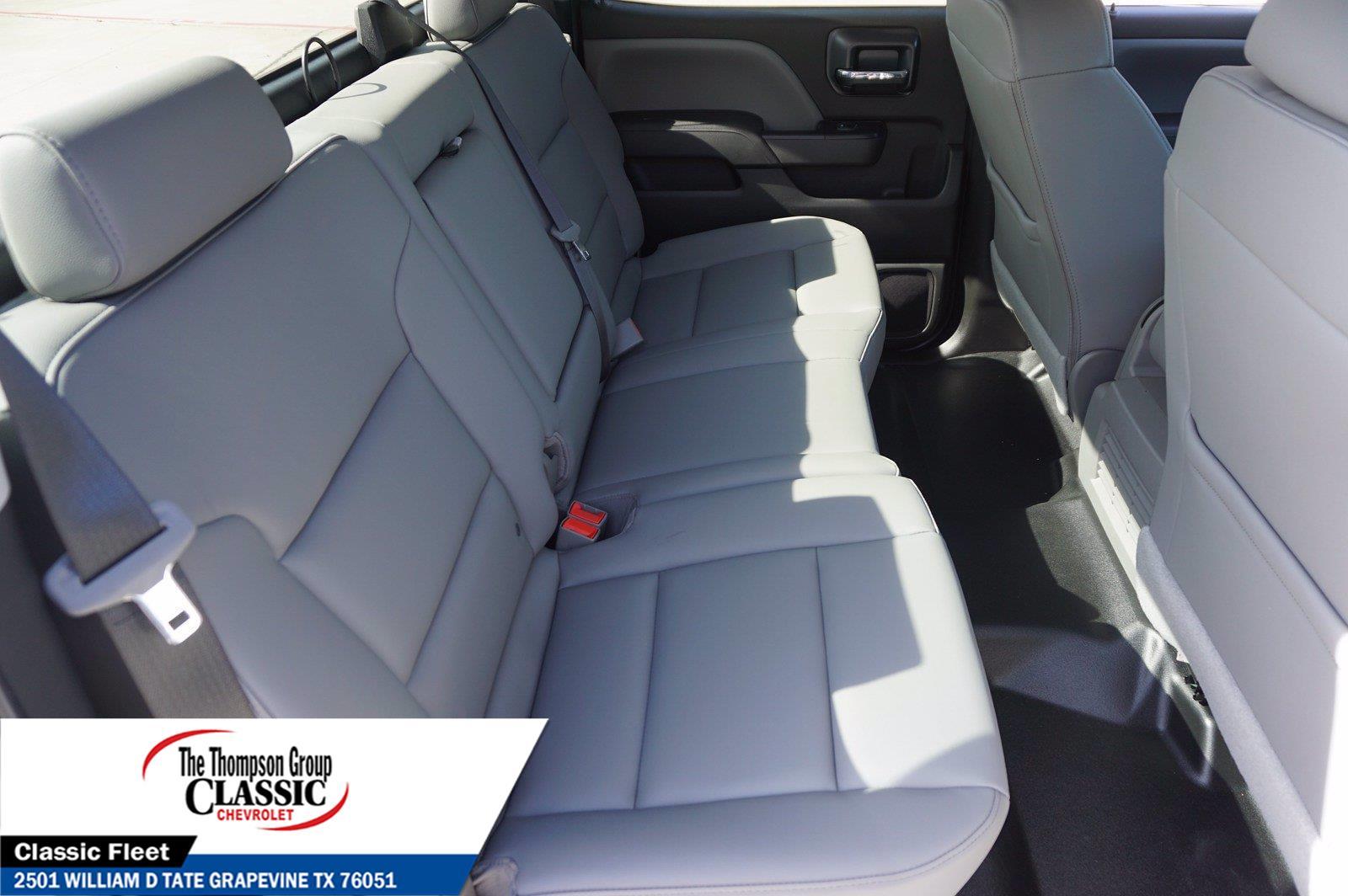 2021 Chevrolet Silverado 5500 Crew Cab DRW 4x4, Palfinger PAL Pro 39 Mechanics Body #MH671088 - photo 30
