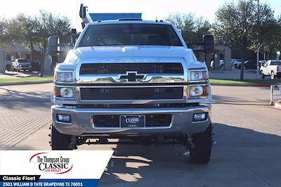 2021 Chevrolet Silverado 5500 Crew Cab DRW 4x4, Palfinger PAL Pro 39 Mechanics Body #MH671088 - photo 4