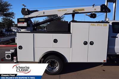 2021 Chevrolet Silverado 5500 Crew Cab DRW 4x4, Palfinger PAL Pro 39 Mechanics Body #MH671088 - photo 9