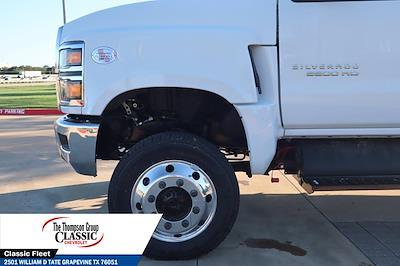 2021 Chevrolet Silverado 5500 Crew Cab DRW 4x4, Palfinger PAL Pro 39 Mechanics Body #MH671088 - photo 14
