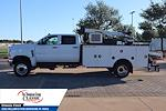 2021 Chevrolet Silverado 5500 Crew Cab DRW 4x4, Palfinger PAL Pro 39 Mechanics Body #MH671088 - photo 6