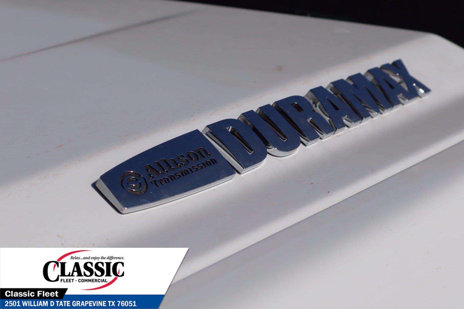 2021 Chevrolet Silverado 5500 Crew Cab DRW 4x4, Knapheide KMT Mechanics Body #MH671089 - photo 4