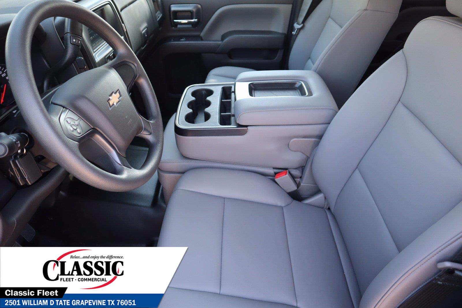 2021 Chevrolet Silverado 5500 Crew Cab DRW 4x4, Knapheide KMT Mechanics Body #MH671089 - photo 2