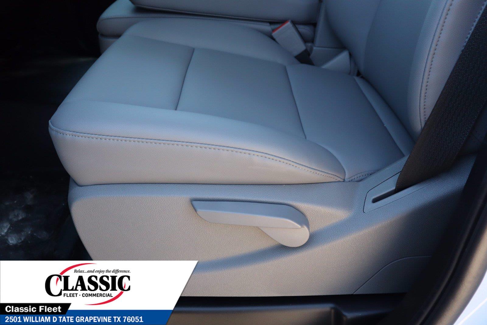 2021 Chevrolet Silverado 5500 Crew Cab DRW 4x4, Knapheide KMT Mechanics Body #MH671089 - photo 11