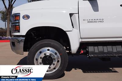 2021 Chevrolet Silverado 5500 Crew Cab DRW 4x4, Knapheide KMT Mechanics Body #MH671089 - photo 1