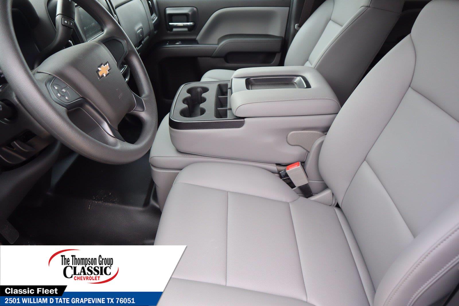 2021 Chevrolet Silverado 6500 Crew Cab DRW 4x4, Palfinger PAL Pro 43 Mechanics Body #MH843665 - photo 19
